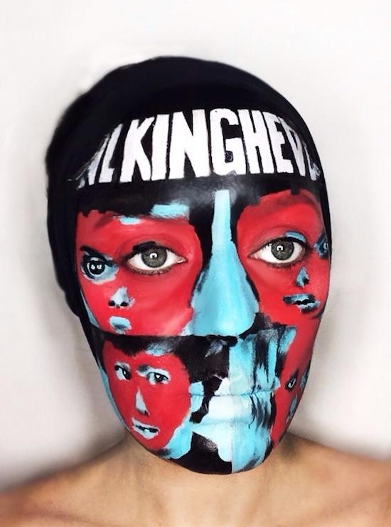 Talking Heads Remain Light