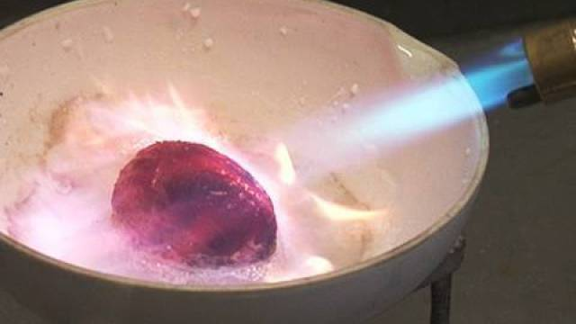 The periodic table of videos by the university of nottingham easter science experiments the chemistry of cadbury creme eggs urtaz Gallery