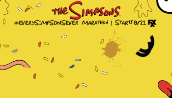 Incredibly Bizarre Simpsons Brand IDs Created for the FXX