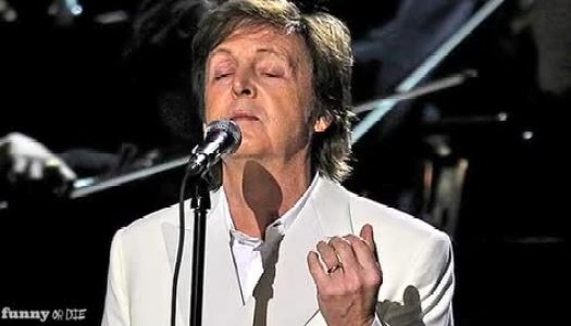 Image result for paul mccartney laugh 2017