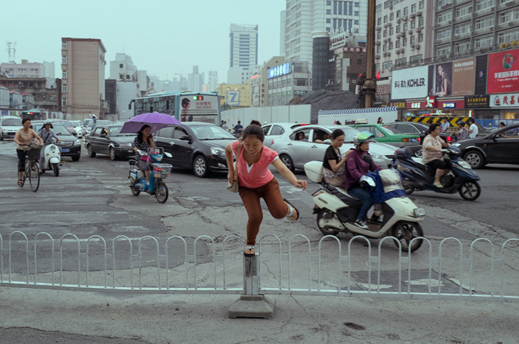 Street Photography of China by Tao Liu