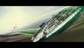 Fake 'Star Wars Episode VII' Leaked Set Footage of Imperial