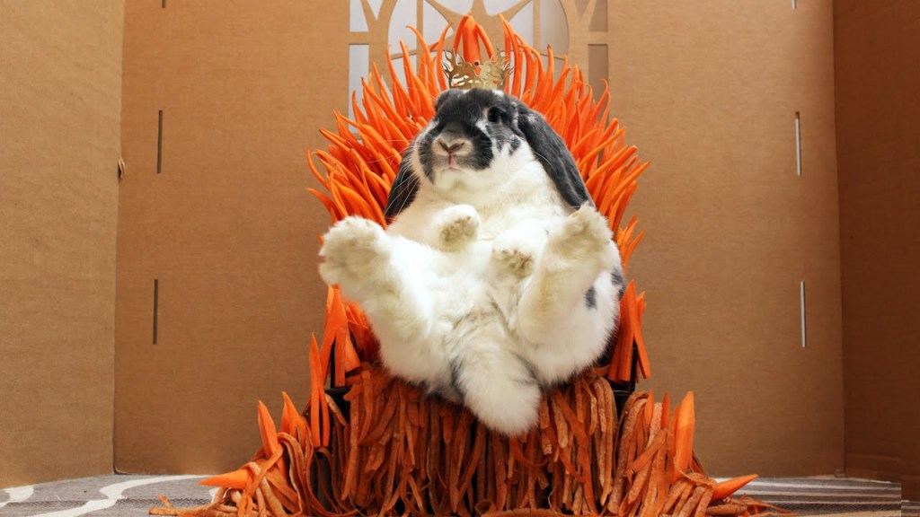 Mad Rabbit King Celebrates The Premiere Of Game Of