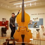 The Octobasse, An Enormous String Instrument That Can Play Frequencies Lower Than Humans Can Hear