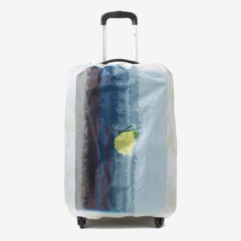 saba sushi suitcase cover