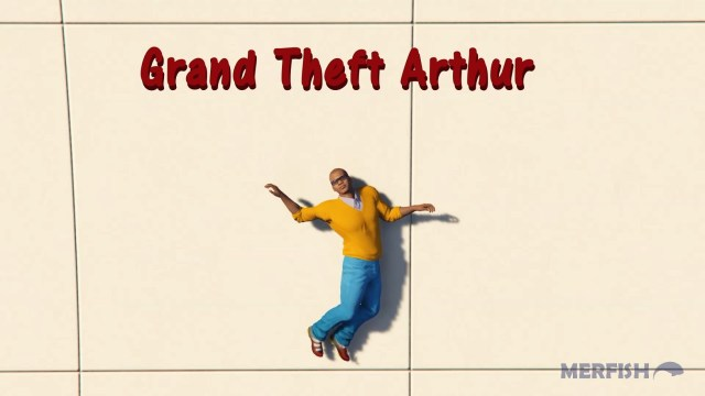 Grand Theft Auto as a Family-Friendly Video Game for Kids