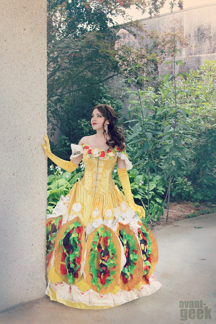 Beauty And The Beast Wedding Dress 56 Cool Taco Belle A Beautiful
