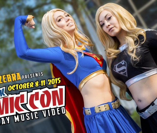 New York Comic Con 2015 Cosplay Music Video By Sneaky Zebra Features Some Of This Years Best Costumes