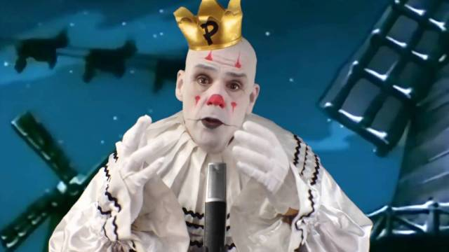 puddles pity party performs a moving rendition of leonard cohen s