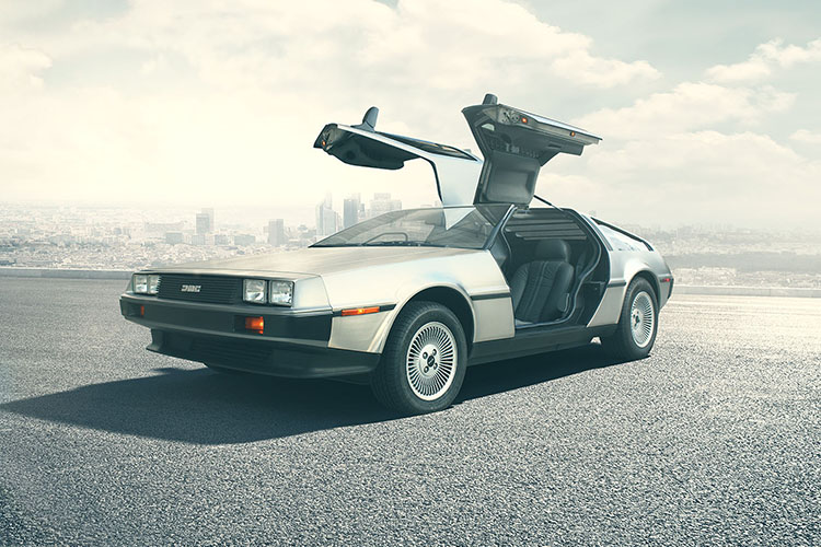 De lorean lick it