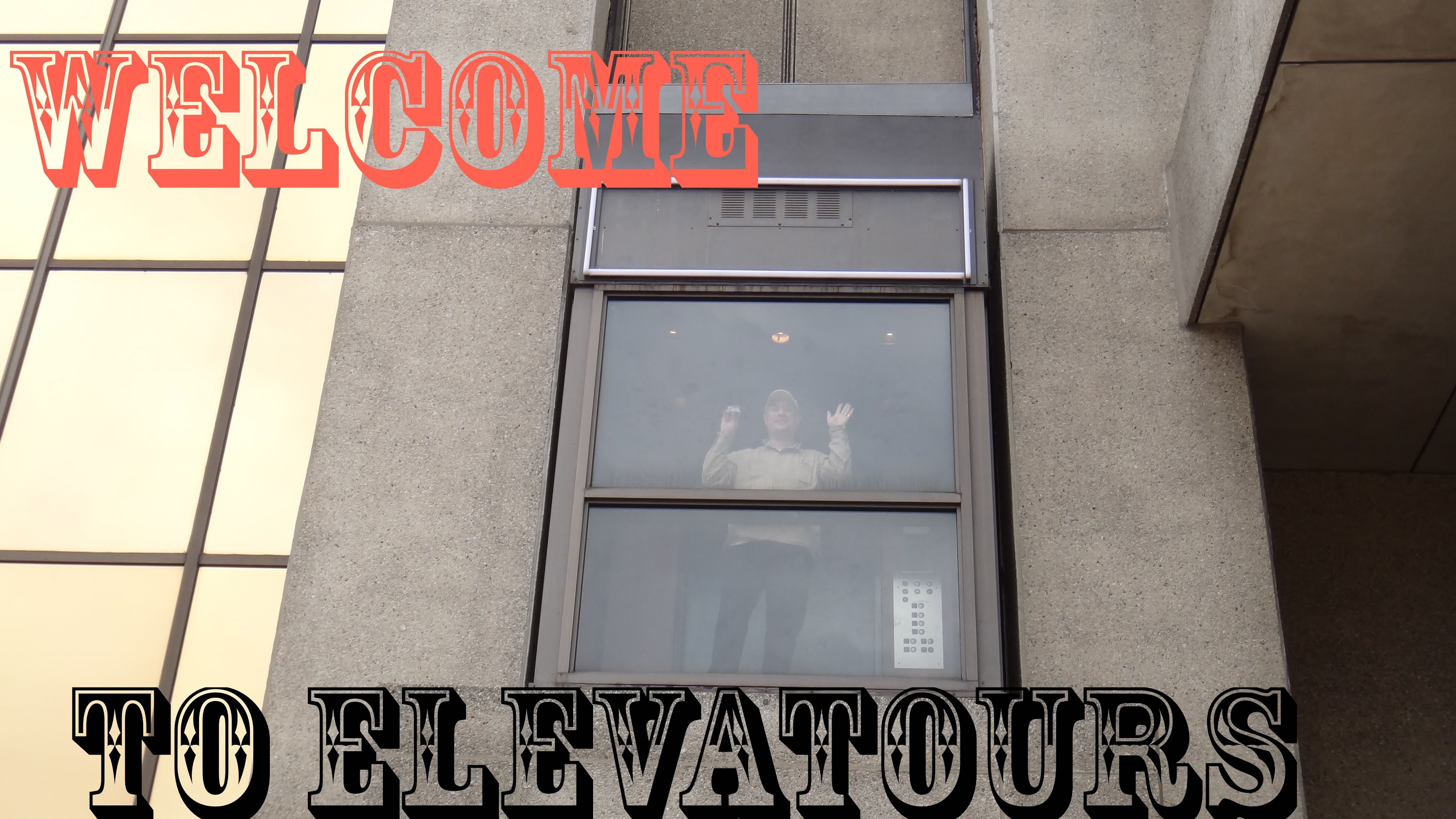 elevator features lickable