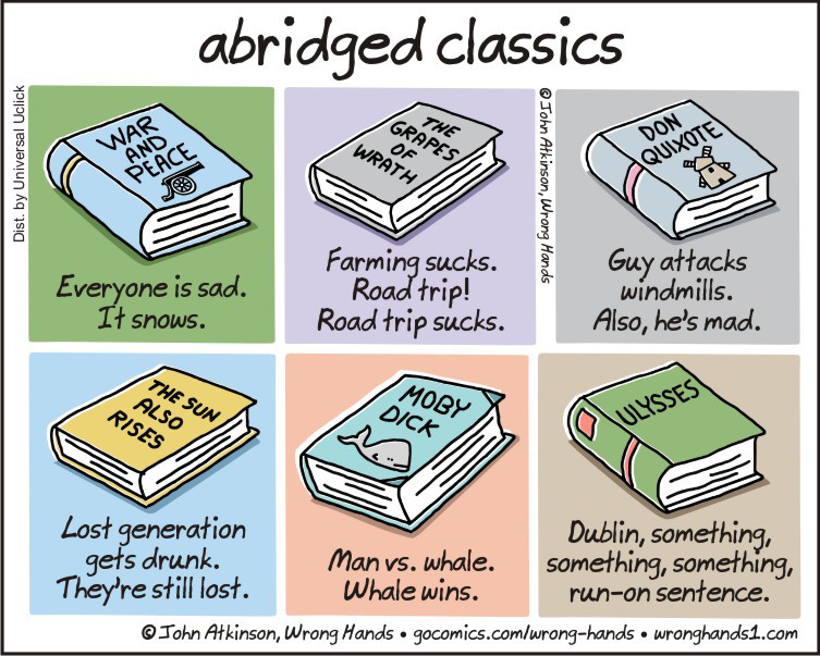 Abridged Books