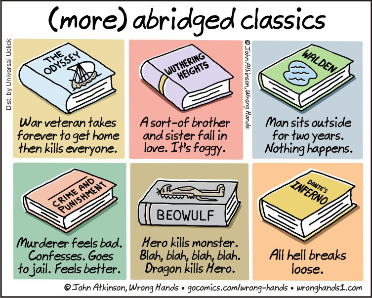 More Abridged Books