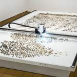 An Incredible Machine That Amazingly Sorts Random River Stones By Their Geological Age