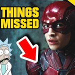 Justice League Trailer Easter Eggs & Things Missed