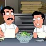 Family Guy Makes Fun of How Salad Is Made at Every Single Pizza Place