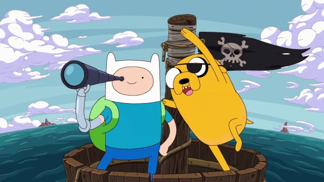 Adventure Time Voice Actor John Dimaggio Jake The Dog Gets