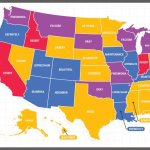 An Entertaining Map of the United States That Plots Each State's Top Searched Word for Correct Spelling