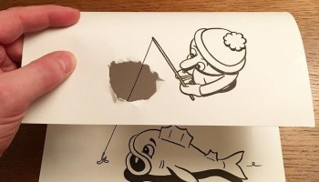 Brilliant 3D Drawings That Jump Right Off the Page With