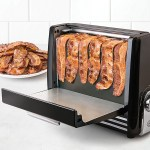 Bacon Express, A Toaster That Can Vertically Cook Up to Six Strips of Bacon