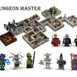 Dungeon Master, A Fantasy LEGO Set Allowing You to Build and Investigate Dungeons and Lairs