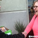 Nancy Cartwright Surprises a 13-Year-Old Boy After Revealing She is the Voice of Bart Simpson