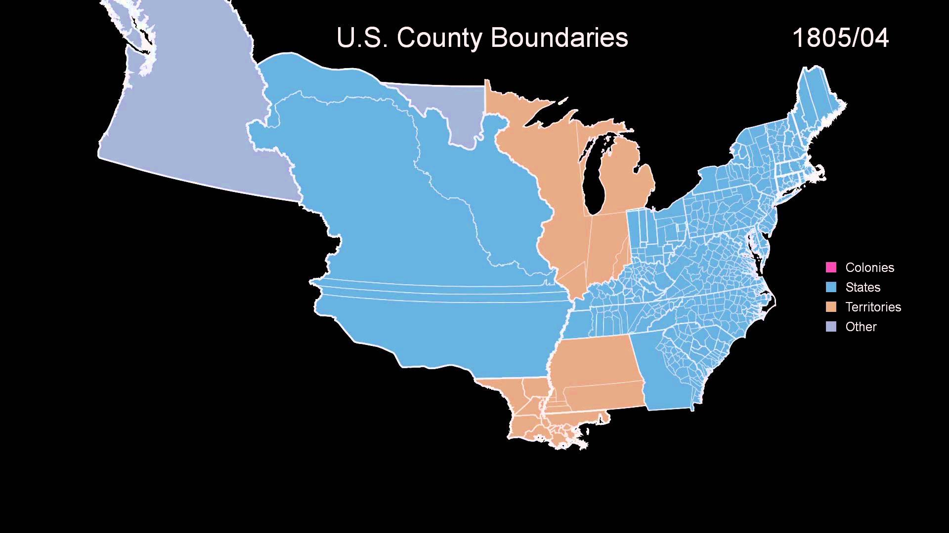 Map Of Contiguous States Map Usa Map Images - Us map ai