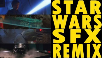 A Remix by Eclectic Method of the Droid Scenes From the Last Six