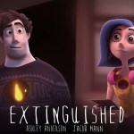 Extinguished, A Heartwarming Animated Short Film About a Man Who Risks It All for Love