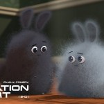 Dust Buddies, An Adorable Animated Short Film About the Friendship Between Two Dust Bunnies