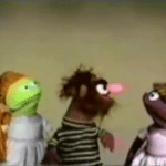 1969 Debut of the Sesame Street Song 'MANAMANA'