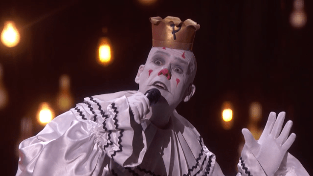 Puddles Pity Party Stuns the America\'s Got Talent Audience With a ...