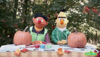 Sexy Bert and Ernie Halloween Costumes