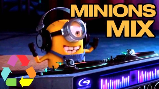 a-fun-loving-remix-of-the-minions-and-despicable-me-films A Remix of the Minions and Despicable Me Motion pictures Random