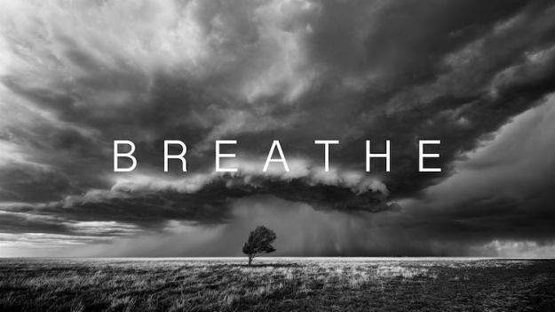 breathe Breathe, A Stunning Black and White  8K Timelapse of a Thunderstorm Rolling Across the Plains Random