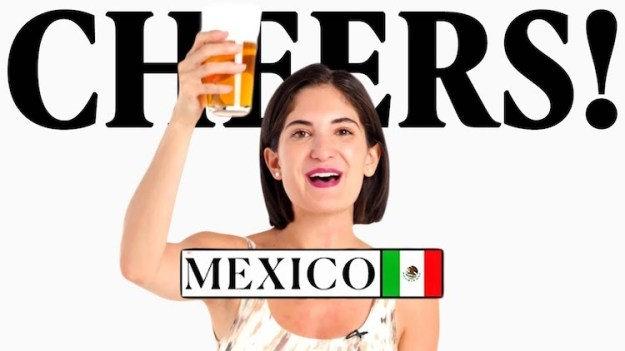 cheers Folks From Across the Global Proportion How They Say 'Cheers' in Their Respective Local Languages Random