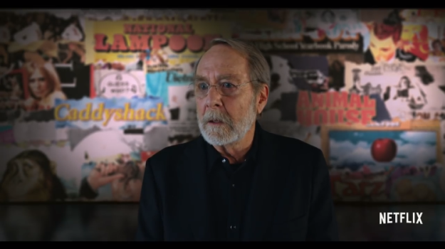 martin-mull-a-futile-and-stupid-gesture An Getting older Doug Kenney Narrates 'A Futile and Silly Gesture', a  Netflix Movie About Nationwide Lampoon Random