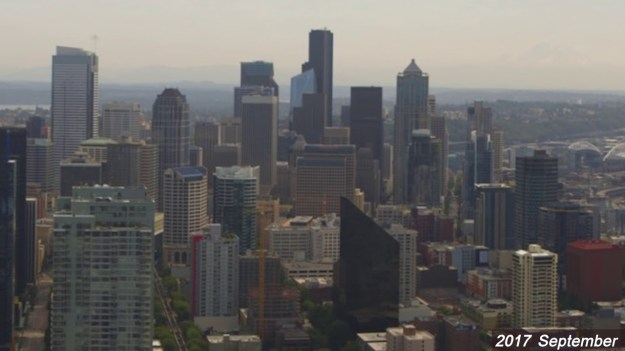 seattles-explosive-growth-is-amazing-in-3-year-timelapse-video-taken-from-the-space-needle An Wonderful 3 12 months Timelapse Taken From the House Needle Display Seattle's Explosive Enlargement Random