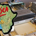 The Song 'Africa' by Toto Played on 64 Floppy Drives, 8 Hard Drives, and 2 Scanners