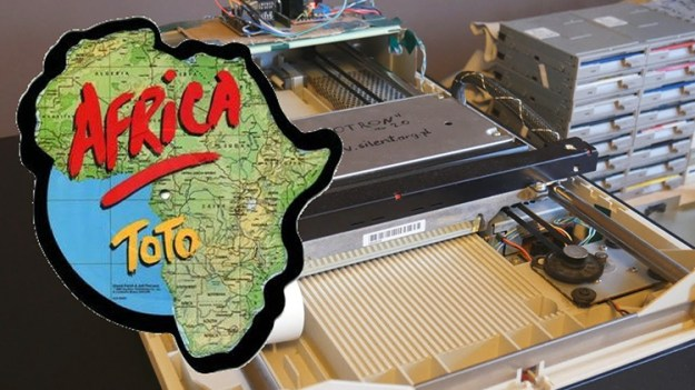 the-song-africa-by-toto-played-on-64-floppy-drives-8-hard-drives-and-2-scanners The Music 'Africa' through Toto Performed on 64 Floppy Drives, eight Arduous Drives, and a couple of Scanners Random