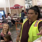 Two Adorable Young Girls at a Costco in Hawaii Insist Their Cashier is the Real Maui From Moana