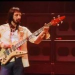 The Incredible Talent of John Entwistle of The Who As Shown in Isolated Bass Tracks From a Live Show