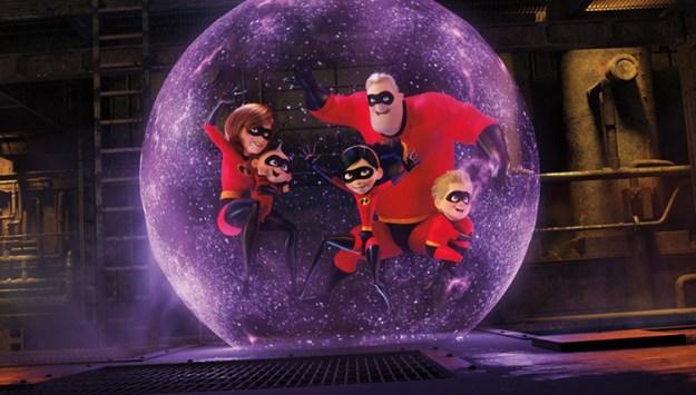 incredibles-21 The Parr Family Suits up to Face a Creepy Villain in the New 'Incredibles 2' Trailer Random
