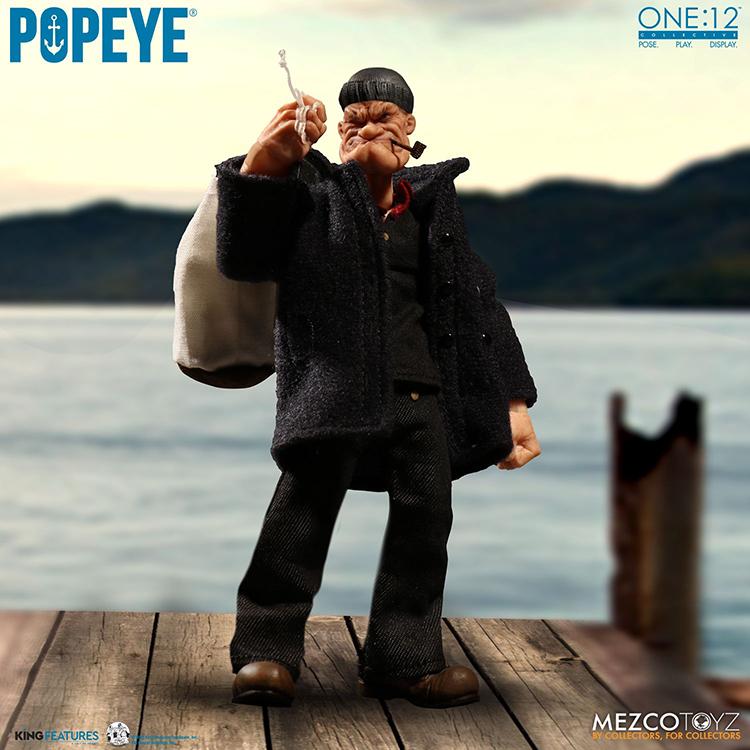 popeye-figure-5 A Realistic Popeye the Sailor Action Figure Random
