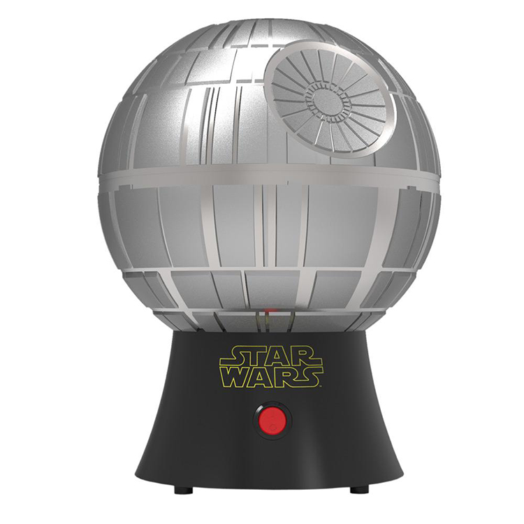 star-wars-death-star-popcorn-maker Star Wars Death Star Popcorn Maker Random