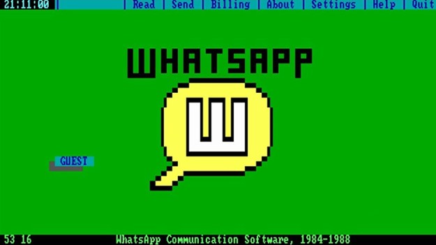 what-whatsapp-would-have-been-like-in-the-1980s What WhatsApp Would Have Been Like in the 1980s Random