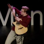Guitarist Alexandr Misko Explains and Demonstrates His Incredible Finger Style Talent to a TEDx Audience