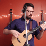 Canadian Musician Channels Jimi Hendrix During an Incredible Cover of 'Voodoo Child' on a Ukulele