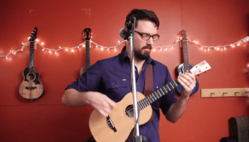 A Wonderful Four-Ukulele Cover of the Dick Dale Version of the
