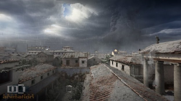 last-days-of-pompeii An Intense Animation That Visually Imagines What Happened During the Last 48 Hours of Pompeii Random